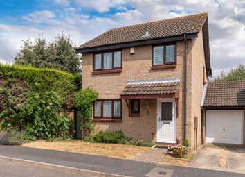 Thumbnail 4 bed detached house for sale in Greenwich Gardens, Newport Pagnell