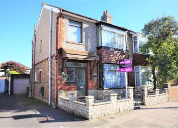 Thumbnail 3 bedroom semi-detached house for sale in Ripley Grove, Portsmouth