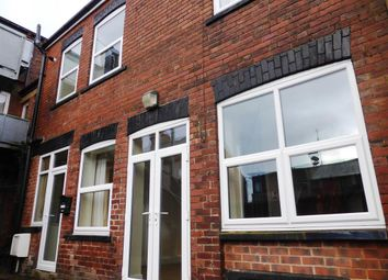 Thumbnail 1 bed end terrace house to rent in King Street, Hoyland, Barnsley