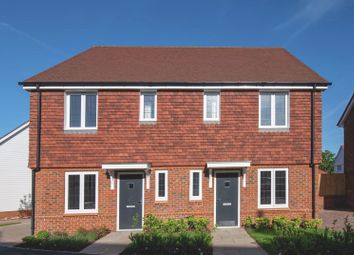 Thumbnail 3 bed semi-detached house for sale in Barleycroft, Church Street, Rudgwick
