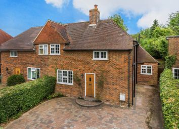 Thumbnail 4 bed semi-detached house for sale in Hedgeway, Guildford