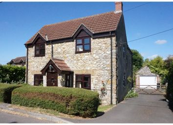 Thumbnail 3 bed detached house for sale in Pottery Road, Horton, Ilminster