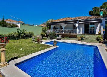 Thumbnail 3 bed villa for sale in El Real Panorama, Rio Real, Marbella