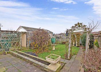 Thumbnail 3 bedroom bungalow for sale in Pickwick Gardens, Northfleet, Gravesend, Kent