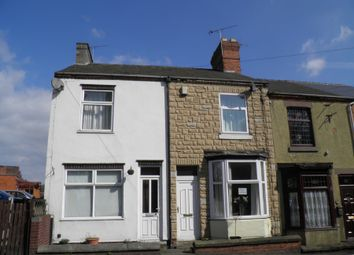 Thumbnail 2 bed terraced house to rent in The Green, Swanwick, Alfreton, Derbyshire