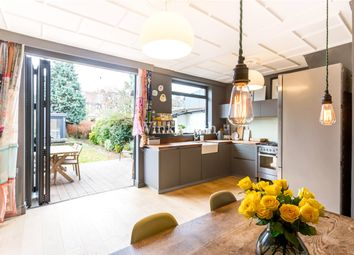 Thumbnail 3 bed terraced house for sale in Crestbrook Avenue, London