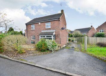 Thumbnail 3 bed detached house for sale in Elmhurst Avenue, Broadmeadows, South Normanton, Alfreton