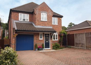 Thumbnail 4 bed detached house for sale in Fallowfields, Framingham Earl