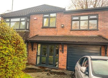 4 bed detached house to rent in St. Martins Avenue, Heaton Norris, Stockport SK4