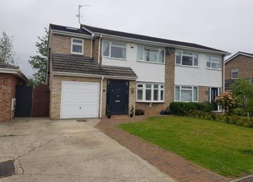 Thumbnail Semi-detached house for sale in Begbroke, Oxfordshire