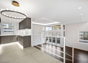 Thumbnail 3 bed flat for sale in The Water Gardens, London