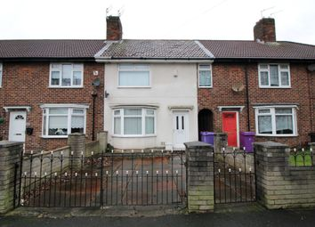 Thumbnail 2 bed terraced house for sale in Finch Lane, Knotty Ash