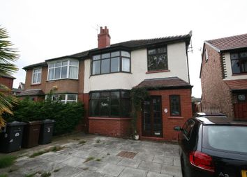 Thumbnail 4 bed semi-detached house for sale in Cambridge Avenue, Churchtown, Southport
