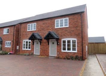 Thumbnail 2 bed detached house for sale in Uttoxeter Road, Hill Ridware, Rugeley