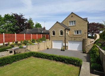 Thumbnail 5 bed detached house for sale in Chevet Park Court, Chevet Lane, Wakefield