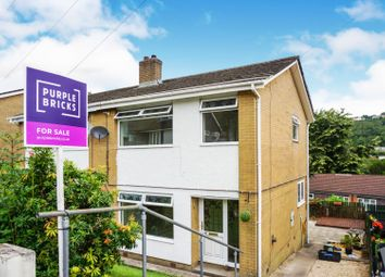 3 bed semi-detached house for sale in Westwood Drive Quakers Yard, Treharris CF46
