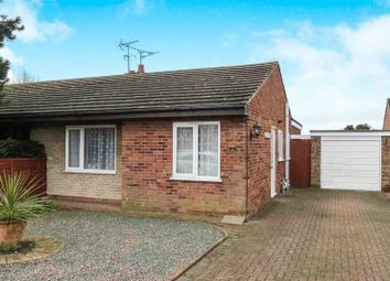 Thumbnail 2 bed semi-detached bungalow for sale in Millfield Road, Morton, Bourne