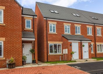 Thumbnail 3 bed property for sale in Sandringham Way, Newfield, Chester Le Street