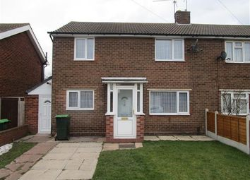 Thumbnail 3 bed property to rent in Wilford Road, West Bromwich
