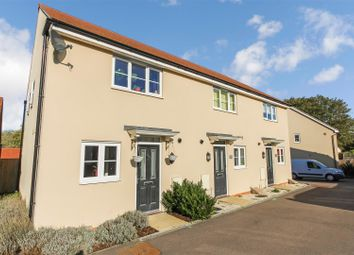 Thumbnail 2 bed end terrace house for sale in Summers Hill Drive, Papworth Everard, Cambridge