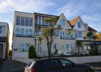 Thumbnail 1 bed flat for sale in Golden Bay Apartments, Pentire Avenue, Newquay, Cornwall