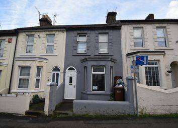 Thumbnail 3 bed terraced house for sale in Belmont Road, Gillingham