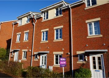 Thumbnail 4 bedroom terraced house for sale in Russell Walk, Exeter