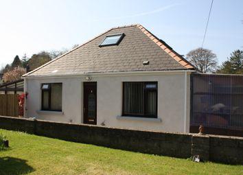 Thumbnail 2 bed detached bungalow for sale in Haylett Lane, Merlins Bridge, Haverfordwest