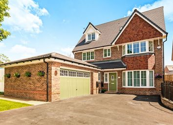Thumbnail 5 bedroom detached house for sale in Broadmeadow, Gee Cross, Hyde