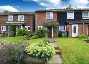 Thumbnail 2 bed end terrace house for sale in Drake Close, Horsham