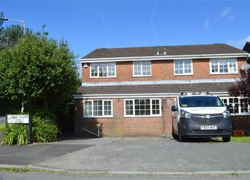 Thumbnail 3 bed semi-detached house for sale in Dale Close, Swansea