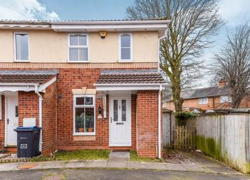 Thumbnail 2 bed end terrace house for sale in Little Meadow Croft, Northfield, Birmingham, West Midlands