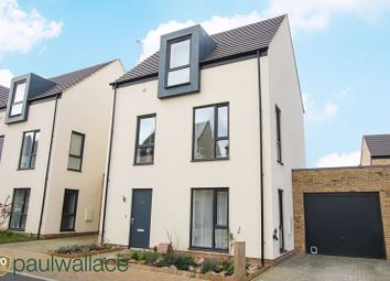 Thumbnail 3 bed detached house for sale in Markwick Avenue, Cheshunt, Waltham Cross