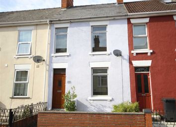 Thumbnail 3 bed terraced house for sale in Dixon Street, Old Town, Swindon