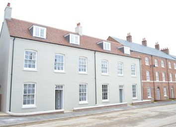 Thumbnail 5 bed terraced house for sale in Liscombe Street, Poundbury, Dorchester