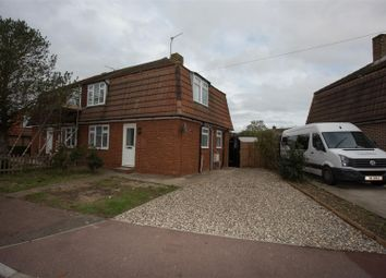 3 bed semi-detached house for sale in Harrison Drive, High Halstow, Rochester ME3