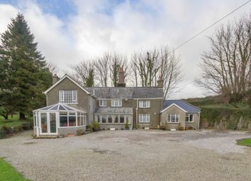 Thumbnail 7 bedroom detached house for sale in Milton Abbot, Tavistock