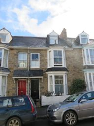 Thumbnail 4 bed terraced house to rent in Tolver Road, Penzance