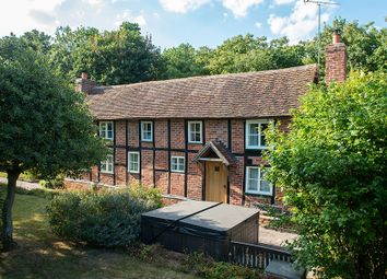 Thumbnail 4 bed cottage for sale in Menith Wood, Worcester