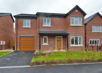 Thumbnail 5 bed detached house for sale in Brookmoor Road, Prestwich, Manchester