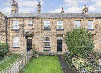 Thumbnail 2 bed terraced house for sale in North View, Burley In Wharfedale, Ilkley, West Yorkshire