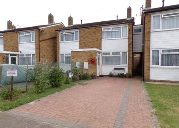 Thumbnail 2 bed terraced house for sale in Bunkers Drive, Cotton End, Bedford, Bedfordshire