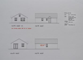 Thumbnail 2 bed detached bungalow for sale in Sika Drive, Helston