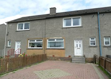 Thumbnail 2 bed terraced house for sale in Earn Crescent, Wishaw