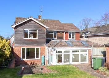Grange Road, Alresford SO24. 4 bed detached house for sale