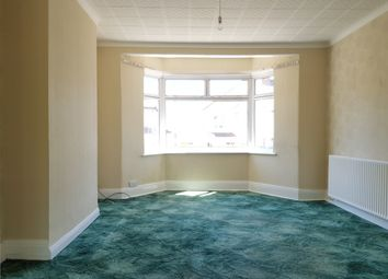 Thumbnail 3 bed terraced house to rent in Kenwyn Drive, Neasden