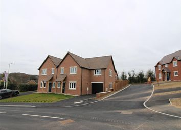 Thumbnail 3 bed semi-detached house for sale in 3 Young's Way, Pontesbury, Shrewsbury