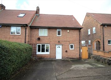Thumbnail 3 bed terraced house for sale in Seymour Road, Eastwood, Nottingham