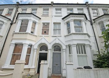 Thumbnail 1 bed flat to rent in Tournay Road, London