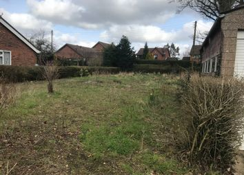Thumbnail Land for sale in Silfield Road, Wymondham, Norfolk